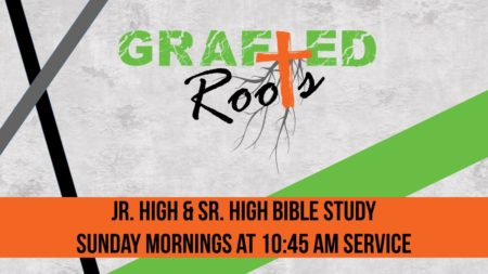 Grafted Roots Bible Study
